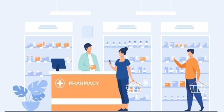 Аптечная сеть (аптека)