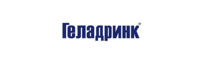 Логотип Геладринк